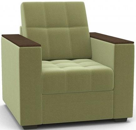 Кресло Цвет Диванов Атланта Next оливковый 90x92x94 см