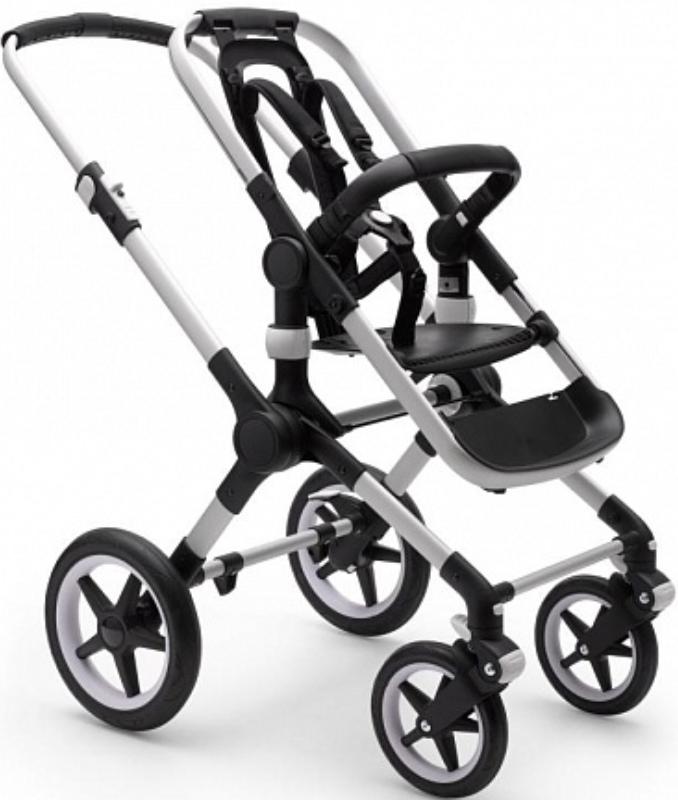 Основание коляски Bugaboo 230280AL03 Alu