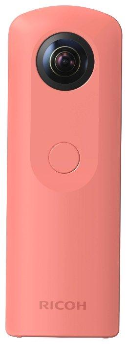 Экшен-камера Ricoh Theta SC Pink