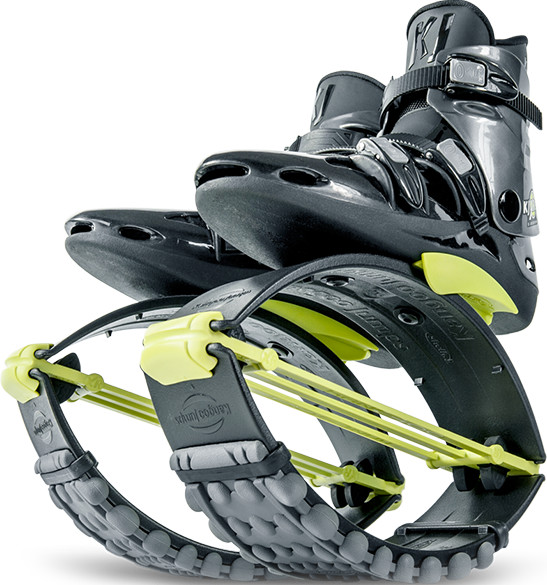 Джамперы Kangoo Jumps Combo Pack XR3 Yellow M5 (размер 39-41)