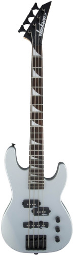 Бас-гитара Jackson JS 1X CB Minion, AH FB-STN SLV