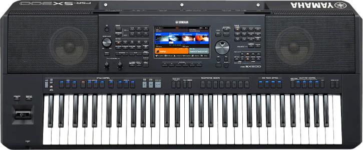 Синтезатор Yamaha PSR-SX900