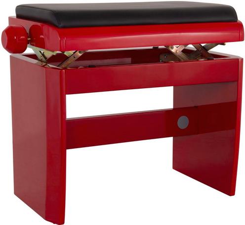 Банкетка Dexibell Bench Red Polished