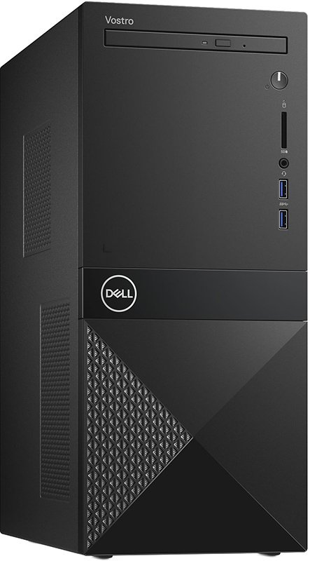 Dell Vostro 3670 3,2GHz/8Gb/1Tb/GTX1050/W10 Black