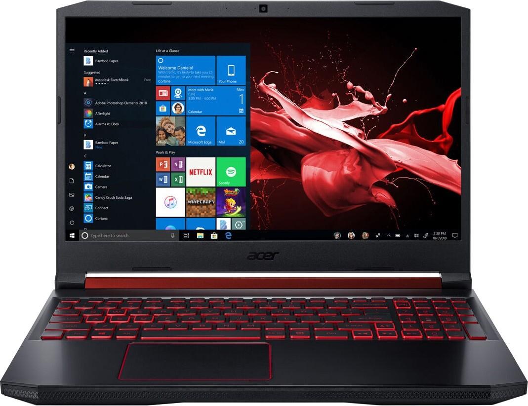 "Ноутбук Acer Nitro 5 AN515-43-R70A 15,6""/2,1GHz/16Gb/512GbSSD/GTX1650/Linux Black"