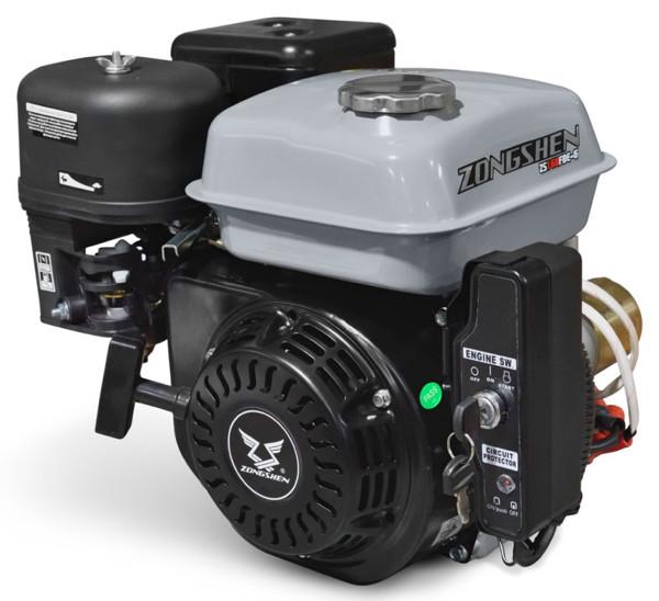 Двигатель Zongshen ZS168FBE-6 (без катушки, 6.5 л.с.)