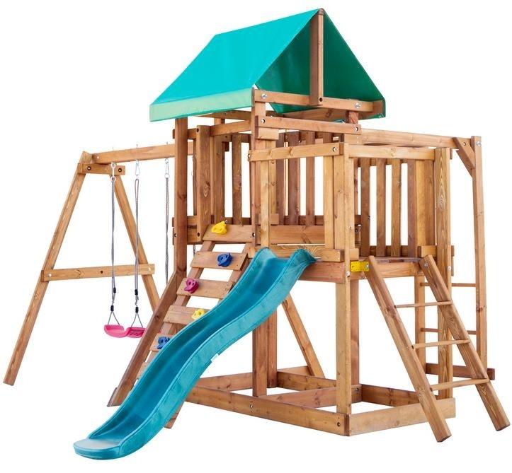 Игровая площадка Babygarden (с балконом…