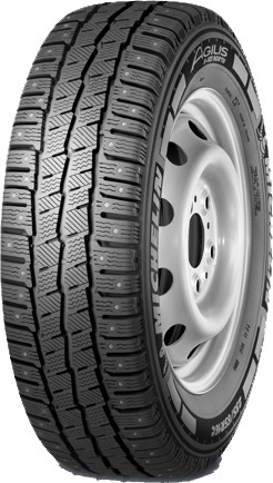 Комплект из 4-х шин Michelin Agilis X-Ice North 205/65 R16C 107/105R (З(Ш))
