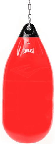 Боксерский мешок Everlast Hydrostrike Red 72 см
