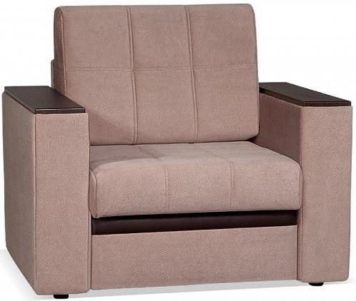 Кресло Цвет Диванов Атланта Next какао 90x92x94 см