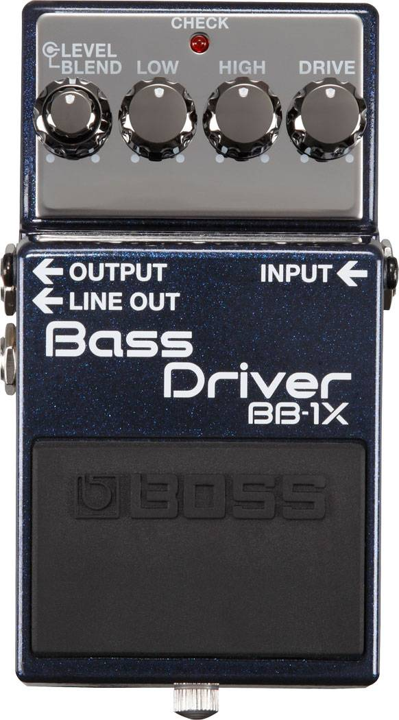 Педаль эффектов Boss BB-1X