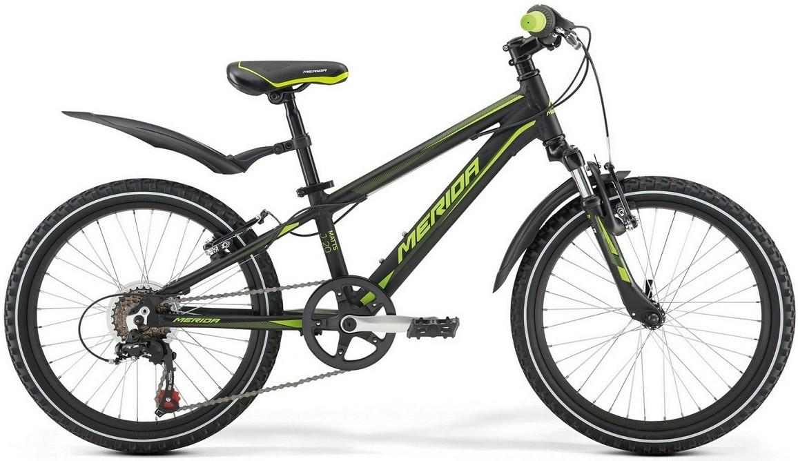 Велосипед Merida Matts J20 Boy (2019) ч…
