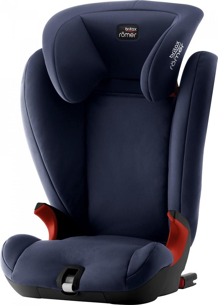 Автокресло Britax Roemer Kidfix SL Black Series Moonlight Blue (15-36 кг)