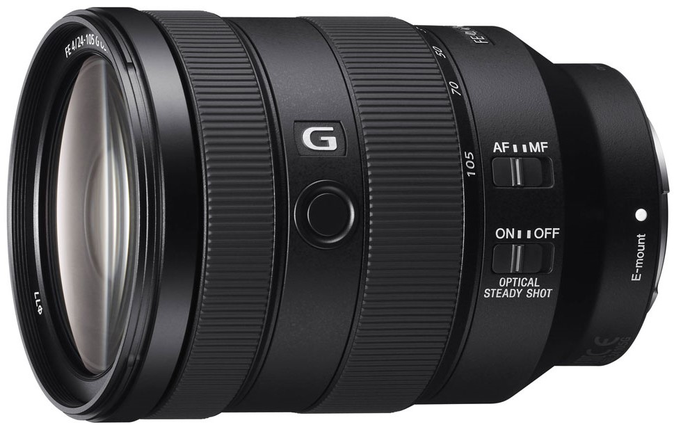 Объектив Sony FE 24-105mm f/4.0 G OSS S…