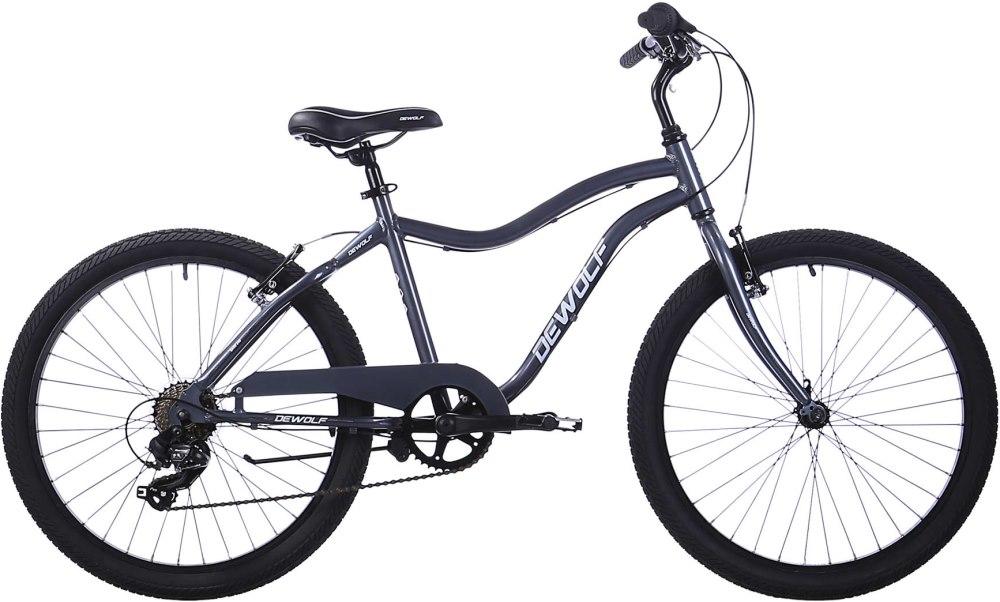 "Велосипед Dewolf Sand 240 Grey 24""/16"""