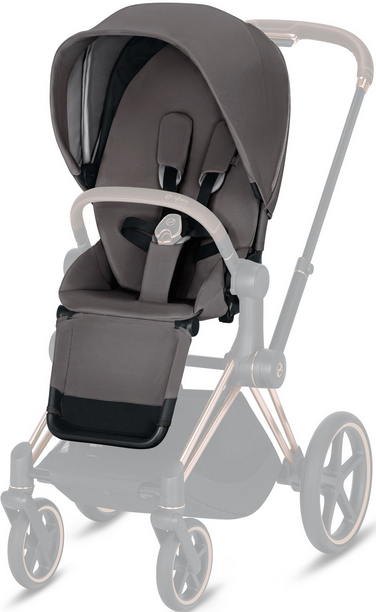 Cybex Seat Pack Priam III Manhattan Grey