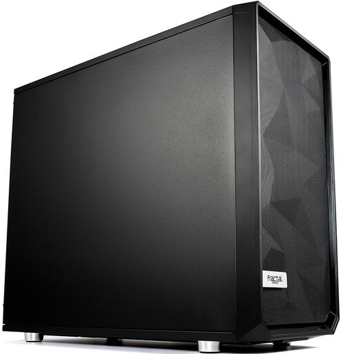 Корпус для компьютера Fractal Design Meshify S2 ATX Black