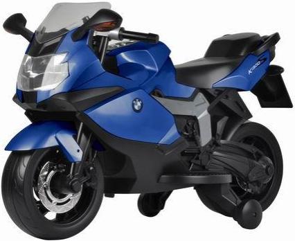 Электромотоцикл Barty BMW K1300S Blue