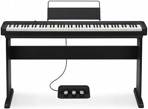 Пианино Casio CDP-S150BK + Casio SP-34 + Casio CS-46P