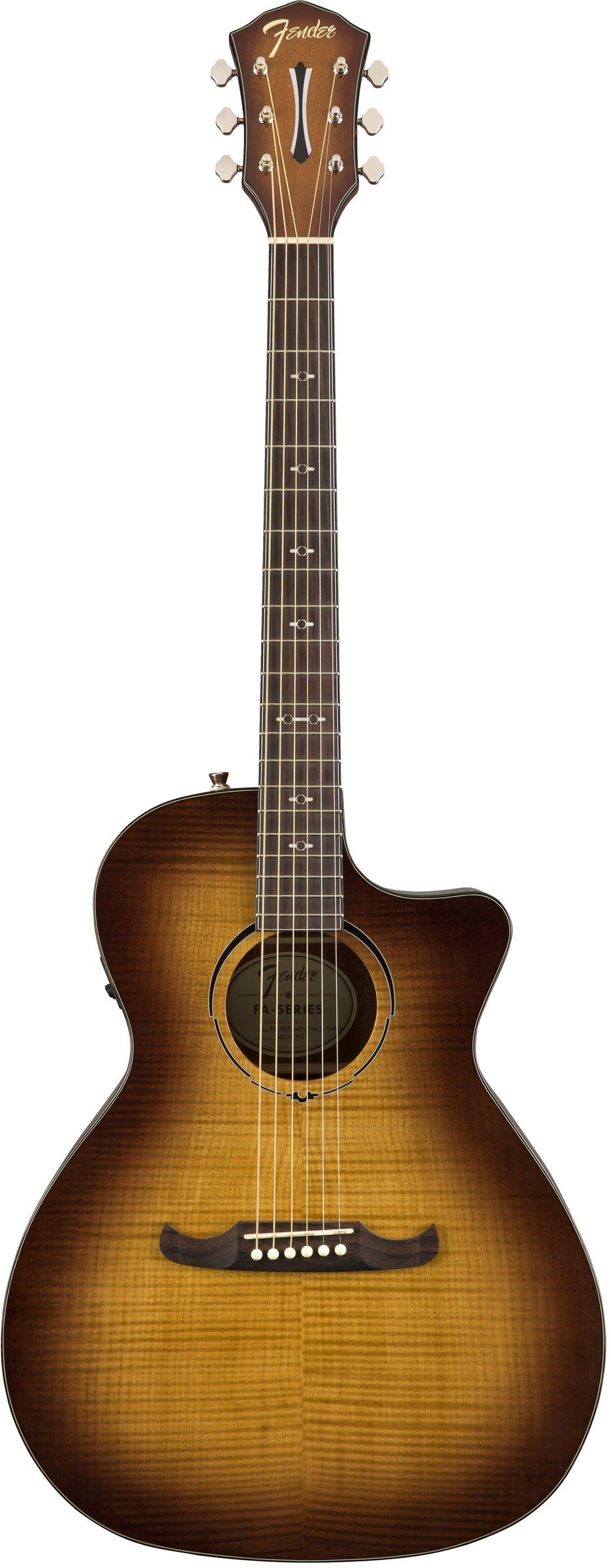 Акустическая гитара Fender FA-345CE Aud…
