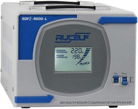 Стабилизатор напряжения Rucelf SDF.II-9…