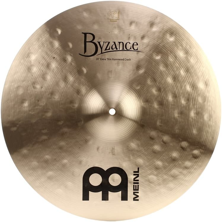 """Тарелка Meinl Byzance Traditional Extra Thin Hammered Crash 20"""""""