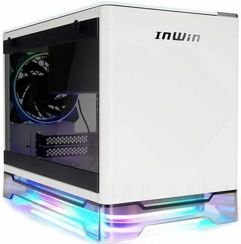 Корпус для компьютера InWin CF08A White Mini-ITX