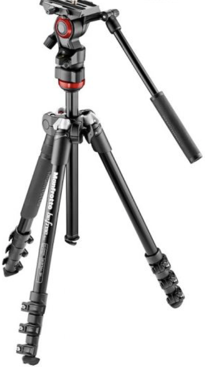 Штатив Manfrotto Befree Advanced Live Lever