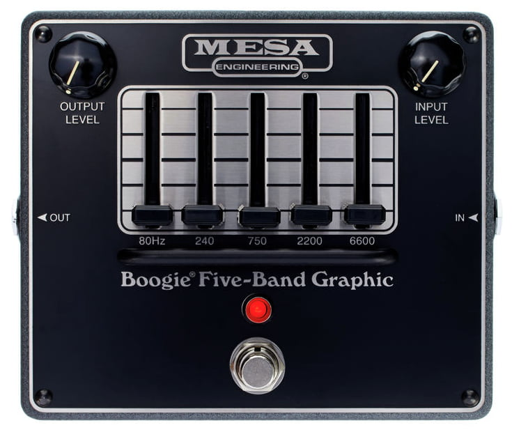 Педаль эффектов Mesa Boogie Five-Band G…