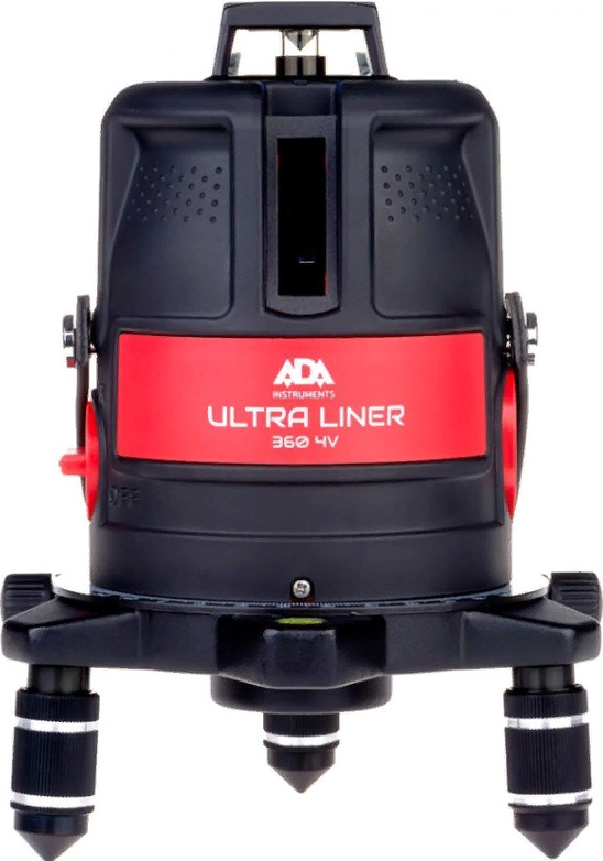 Лазерный нивелир ADA Ultraliner 360 4V