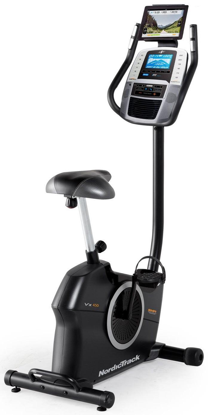 Велотренажер NordicTrack VX450