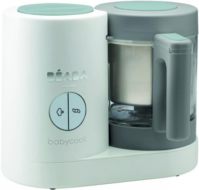 Блендер-пароварка Beaba BabyCook Neo Grey/White