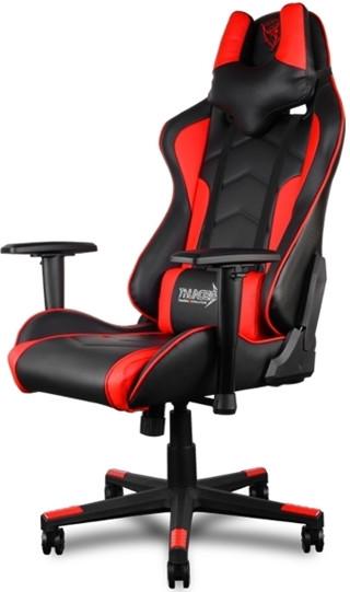 Игровое кресло ThunderX3 TGC22 черный/к…