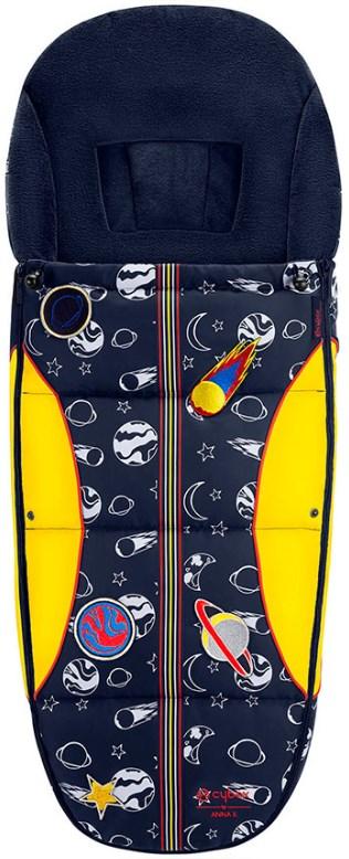 Конверт Cybex 90 см Space Rocket by Ann…