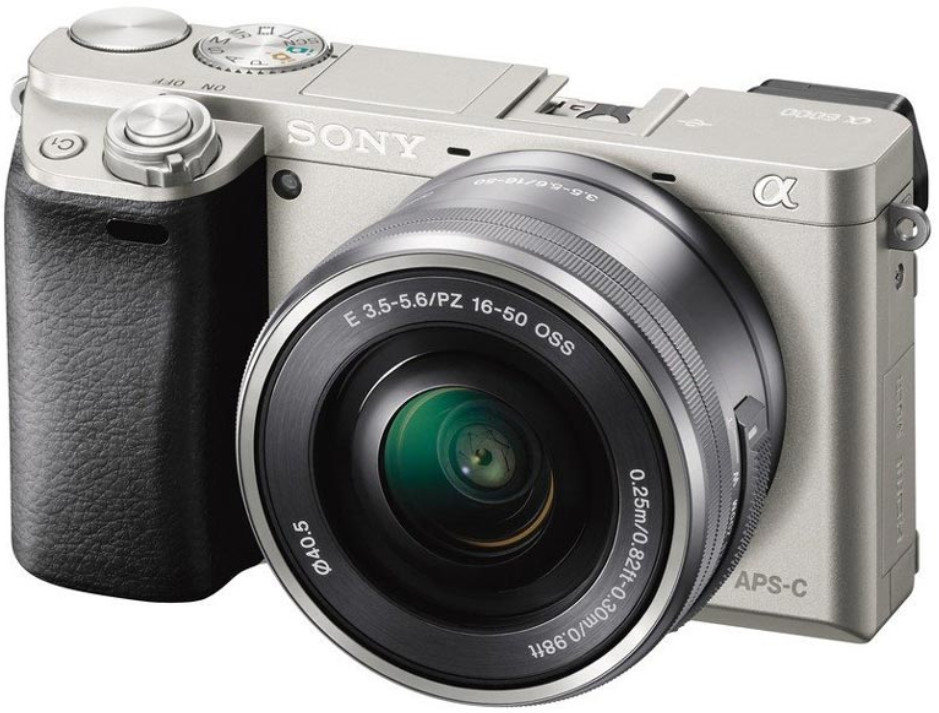 Фотоаппарат Sony Alpha A6000L Kit 16-50…