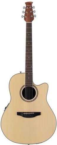 Акустическая гитара Applause AB24II Mid Cutaway Natural