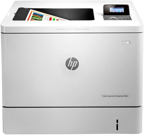 Принтер HP LaserJet Enterprise M552dn