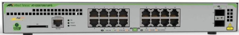 Коммутатор Allied Telesis AT-GS900 AT-GS970M