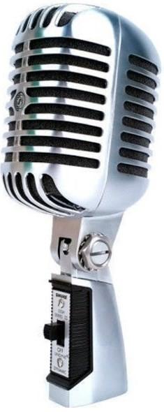 Вокальный микрофон Shure 55SH Seriesii