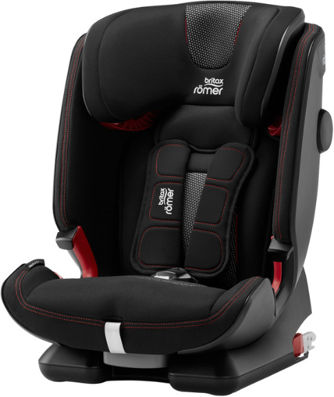 Автокресло Britax Roemer Advansafix IV R Air Black (9-36 кг)
