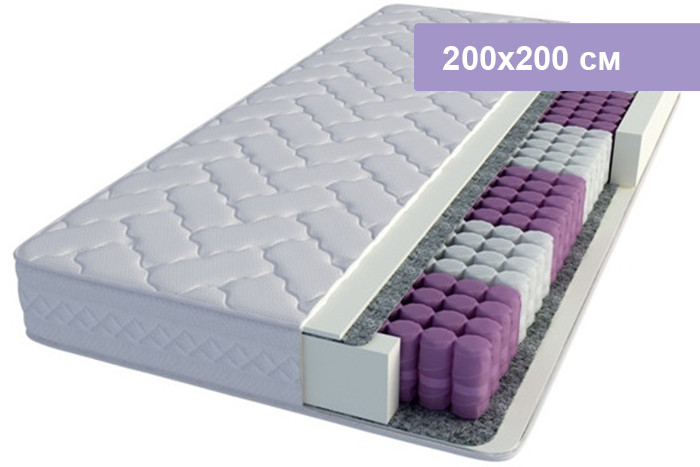 Матрас Sonberry Active Sleep 200x200 см