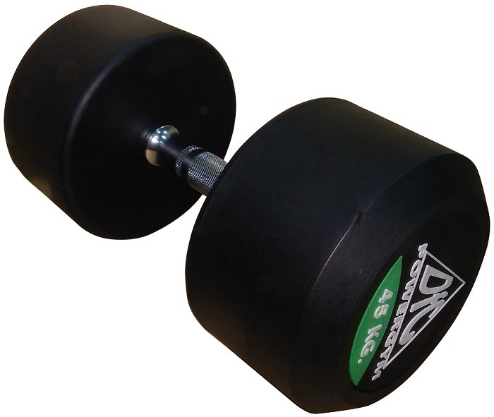 Гантели DFC Powergym DB002-45 пара по 45 кг