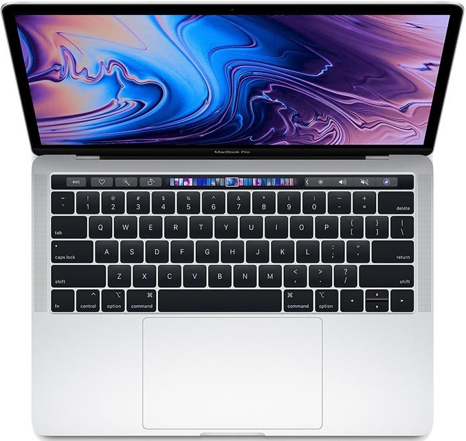 "Ноутбук Apple MacBook Pro 13,3"" with Touch Bar 1,4GHz/8Gb/128GbSSD/MacOS Silver"