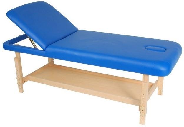 Массажный стол Medmos FIX-1A Blue