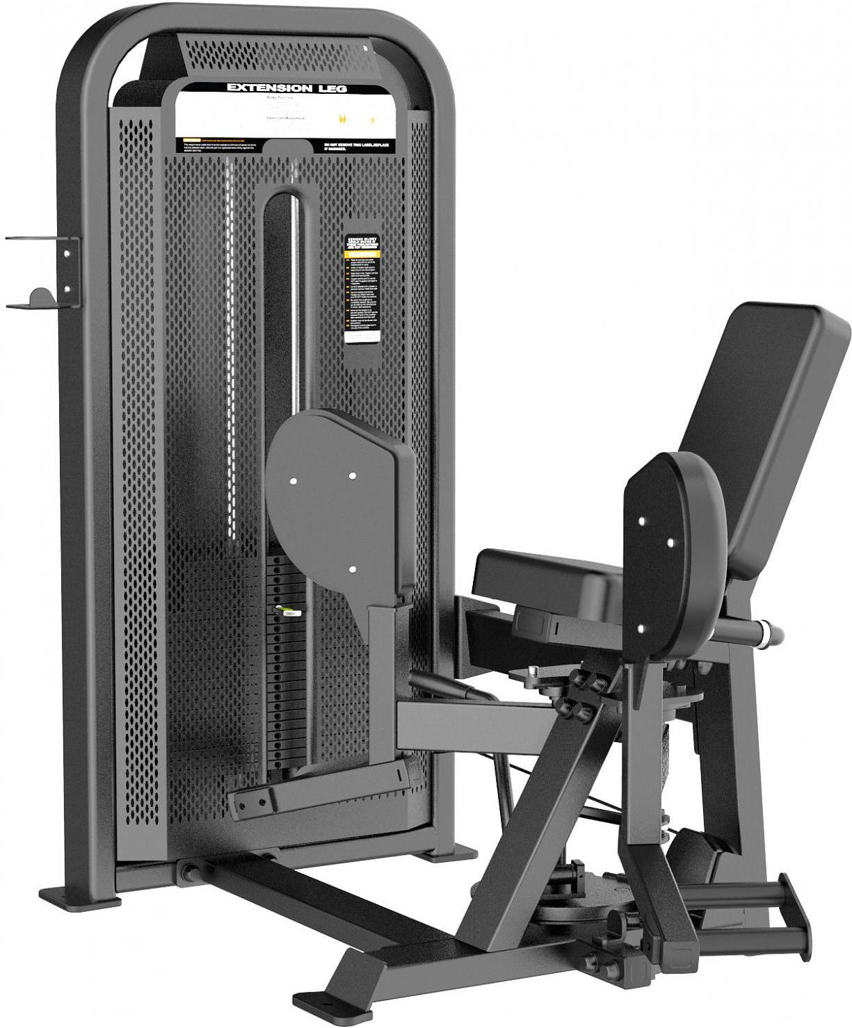 Грузоблочный тренажер DHZ Adductor Стек 109 кг E-5022