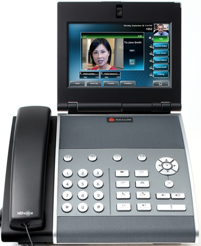 IP-телефон Polycom VVX 1500 D