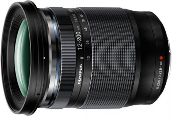 Объектив Olympus M.Zuiko Digital ED 12-200mm f/3.5-6.3 Black