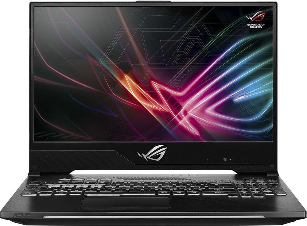 "Ноутбук Asus ROG GL504GM-BN328T 15,6""/2,3GHz/8Gb/1Tb/256GbSSD/GTX1060/W10 Black"