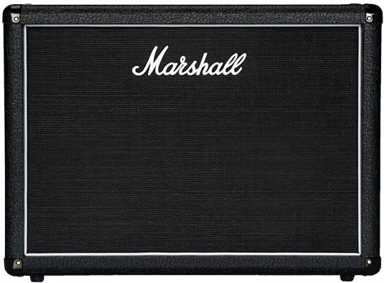Гитарный кабинет Marshall MX212 160W 2X12 Cabinet