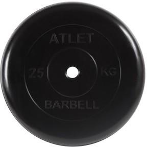Диск MB Barbell Atlet MB-AtletB31-25 25 кг